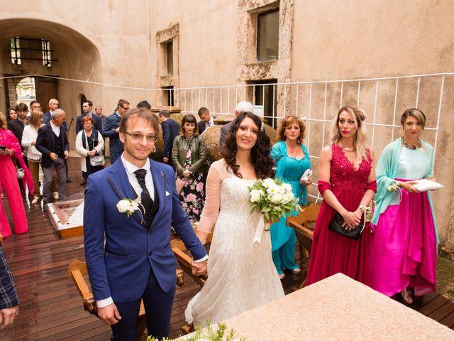 Il matrimonio di Luca e Stefania a Magliano in Toscana, Grosseto 3