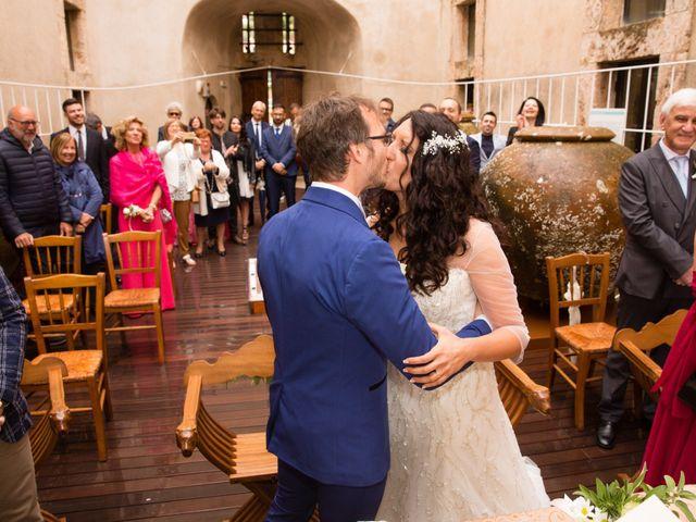Il matrimonio di Luca e Stefania a Magliano in Toscana, Grosseto 5