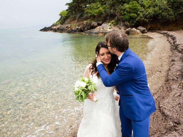 Il matrimonio di Luca e Stefania a Magliano in Toscana, Grosseto 6