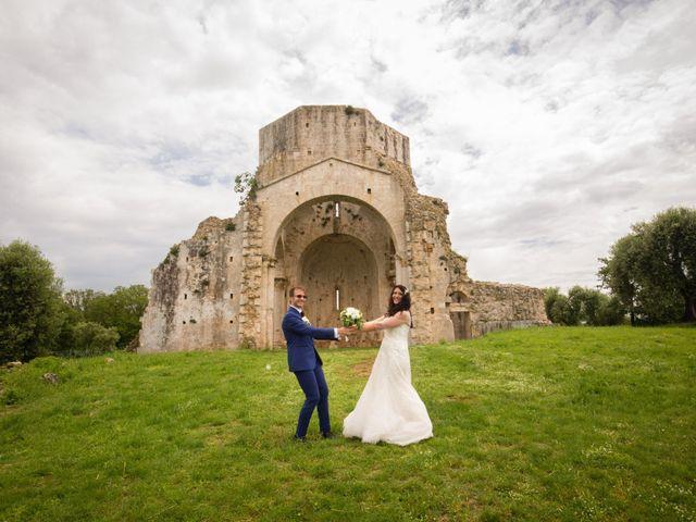 Il matrimonio di Luca e Stefania a Magliano in Toscana, Grosseto 2