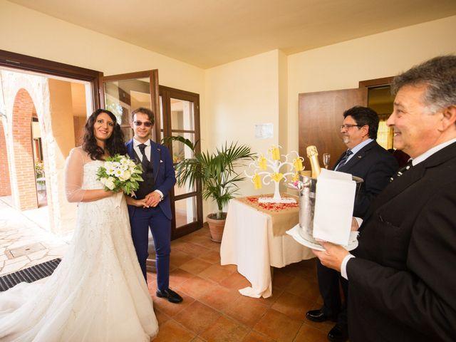 Il matrimonio di Luca e Stefania a Magliano in Toscana, Grosseto 9