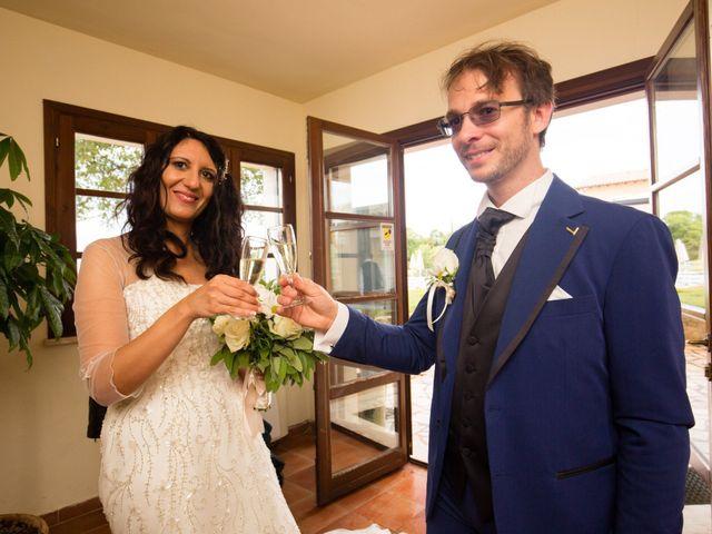 Il matrimonio di Luca e Stefania a Magliano in Toscana, Grosseto 10