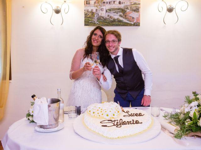 Il matrimonio di Luca e Stefania a Magliano in Toscana, Grosseto 12