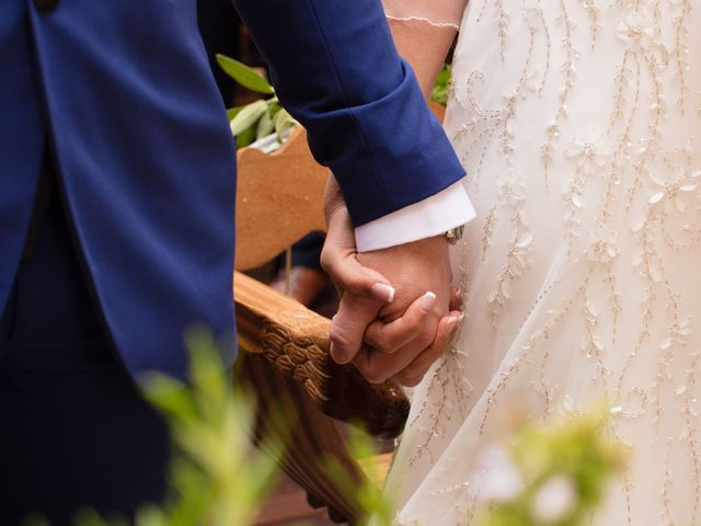 Il matrimonio di Luca e Stefania a Magliano in Toscana, Grosseto 13