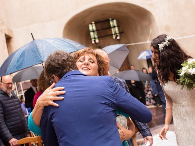 Il matrimonio di Luca e Stefania a Magliano in Toscana, Grosseto 14