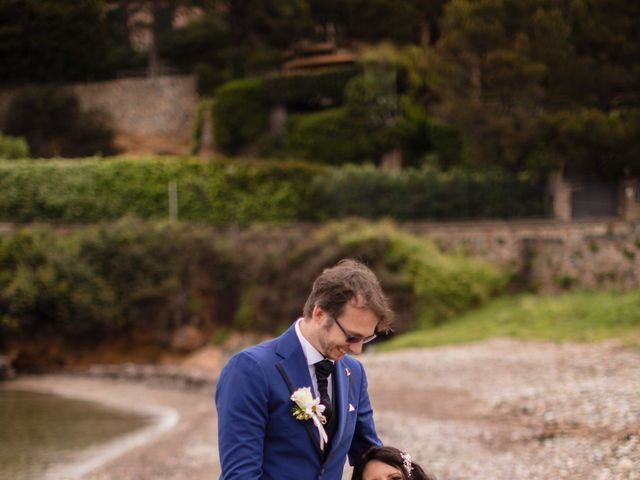 Il matrimonio di Luca e Stefania a Magliano in Toscana, Grosseto 16