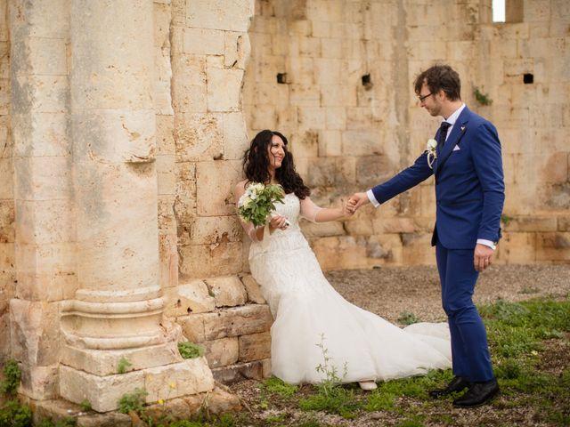 Il matrimonio di Luca e Stefania a Magliano in Toscana, Grosseto 17