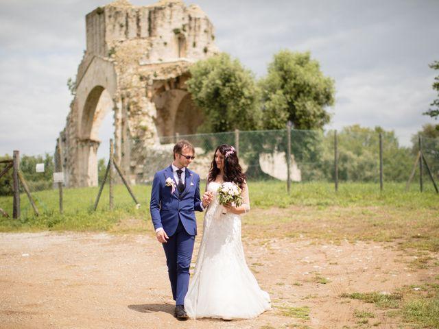 Il matrimonio di Luca e Stefania a Magliano in Toscana, Grosseto 19