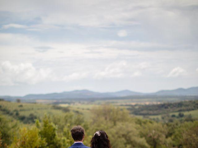 Il matrimonio di Luca e Stefania a Magliano in Toscana, Grosseto 20