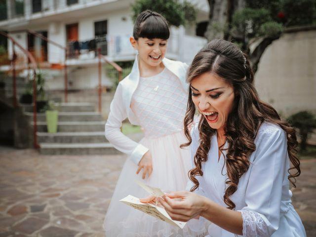 Il matrimonio di Stefano e Mariantonia a Castellammare di Stabia, Napoli 13