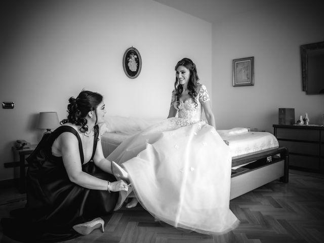 Il matrimonio di Stefano e Mariantonia a Castellammare di Stabia, Napoli 14