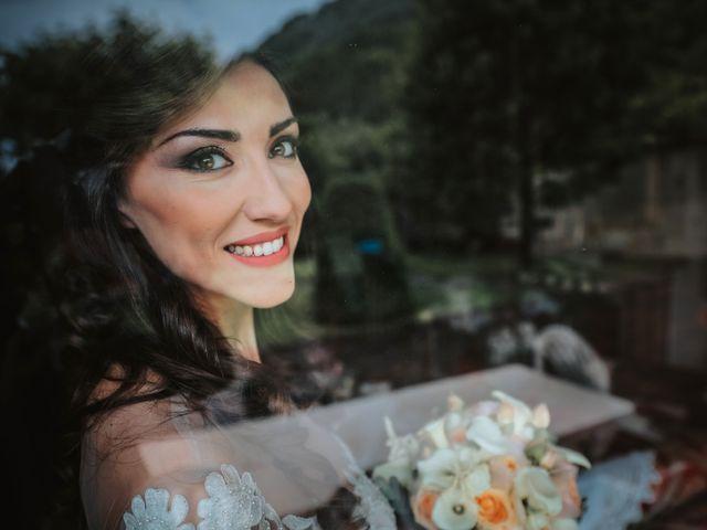 Il matrimonio di Stefano e Mariantonia a Castellammare di Stabia, Napoli 19