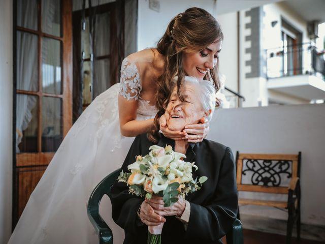 Il matrimonio di Stefano e Mariantonia a Castellammare di Stabia, Napoli 20