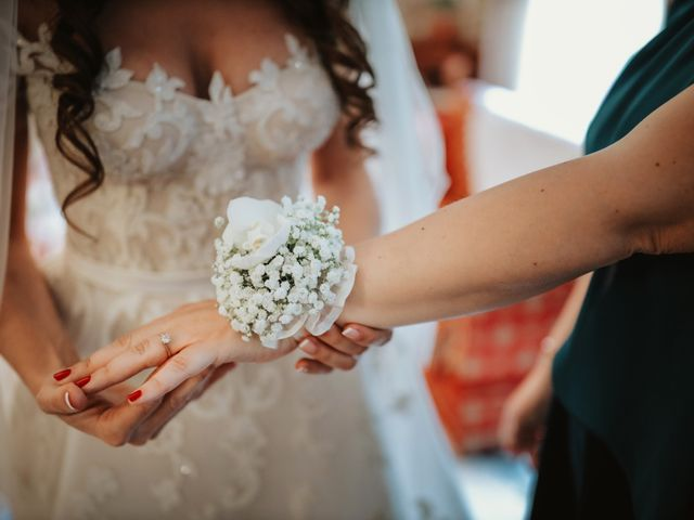 Il matrimonio di Stefano e Mariantonia a Castellammare di Stabia, Napoli 22