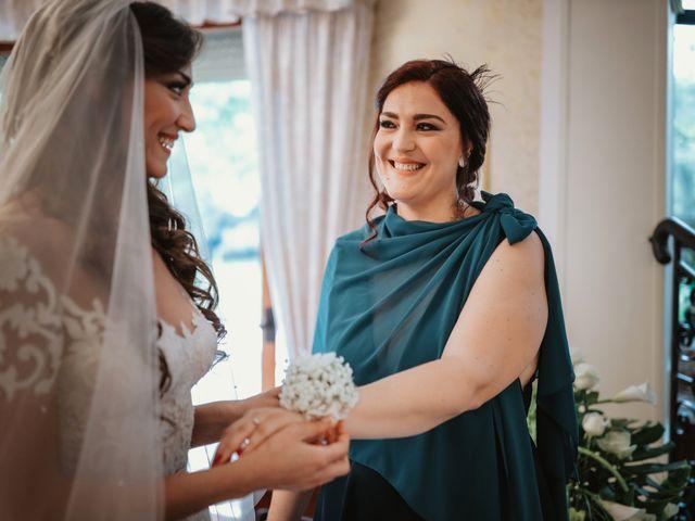 Il matrimonio di Stefano e Mariantonia a Castellammare di Stabia, Napoli 23