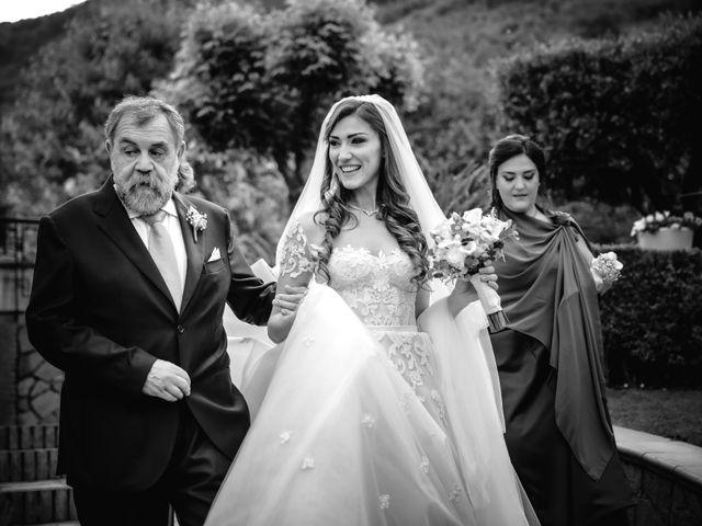 Il matrimonio di Stefano e Mariantonia a Castellammare di Stabia, Napoli 24
