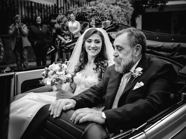 Il matrimonio di Stefano e Mariantonia a Castellammare di Stabia, Napoli 25