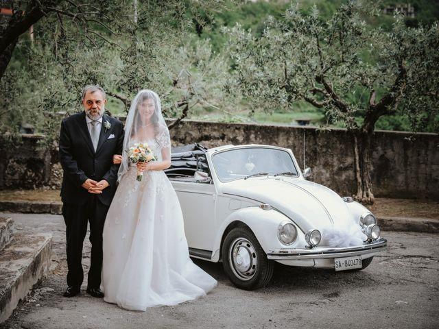 Il matrimonio di Stefano e Mariantonia a Castellammare di Stabia, Napoli 43