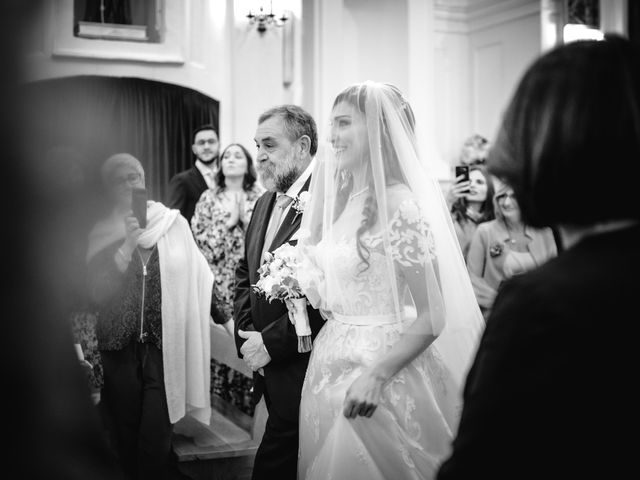 Il matrimonio di Stefano e Mariantonia a Castellammare di Stabia, Napoli 46