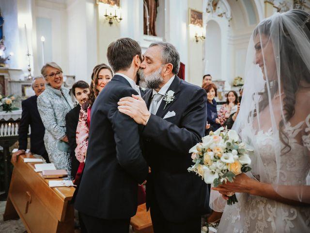 Il matrimonio di Stefano e Mariantonia a Castellammare di Stabia, Napoli 47