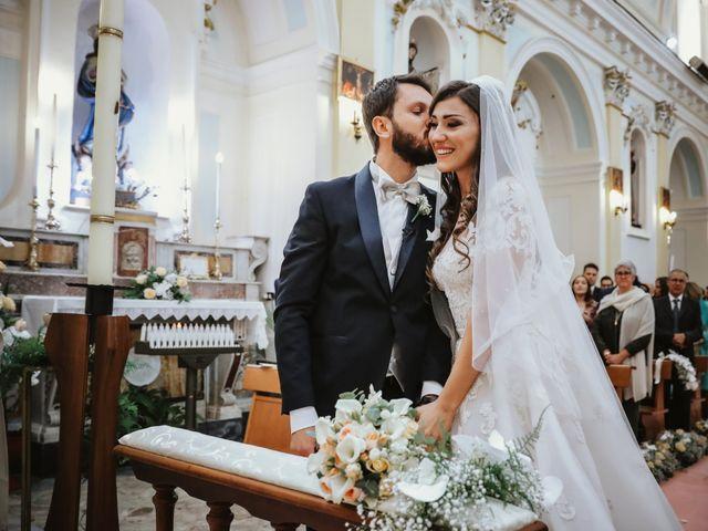 Il matrimonio di Stefano e Mariantonia a Castellammare di Stabia, Napoli 49