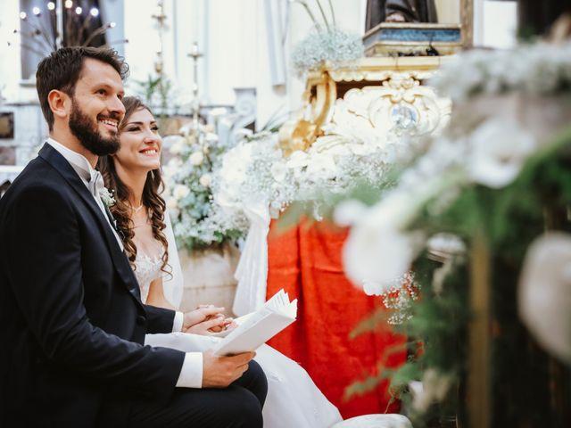 Il matrimonio di Stefano e Mariantonia a Castellammare di Stabia, Napoli 50