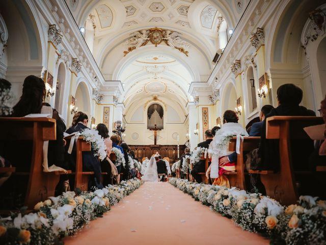 Il matrimonio di Stefano e Mariantonia a Castellammare di Stabia, Napoli 51