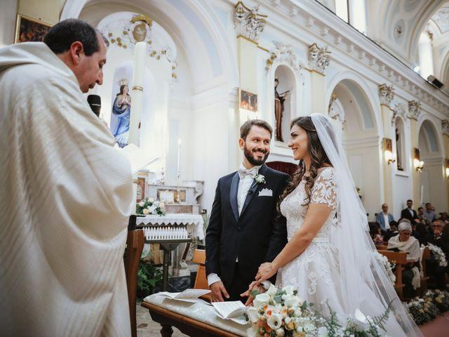 Il matrimonio di Stefano e Mariantonia a Castellammare di Stabia, Napoli 52