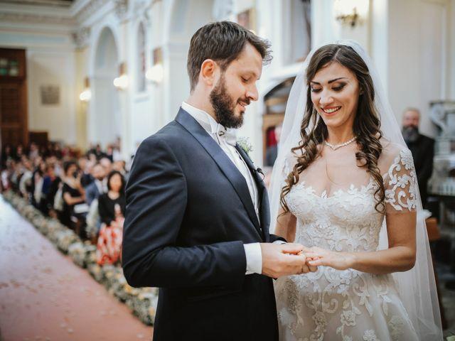 Il matrimonio di Stefano e Mariantonia a Castellammare di Stabia, Napoli 54