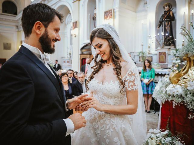 Il matrimonio di Stefano e Mariantonia a Castellammare di Stabia, Napoli 55