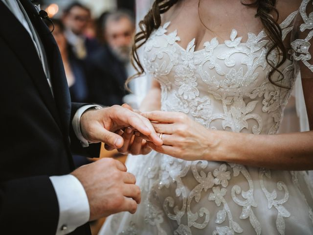 Il matrimonio di Stefano e Mariantonia a Castellammare di Stabia, Napoli 56