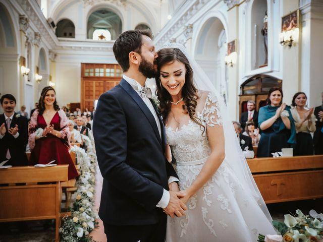 Il matrimonio di Stefano e Mariantonia a Castellammare di Stabia, Napoli 57