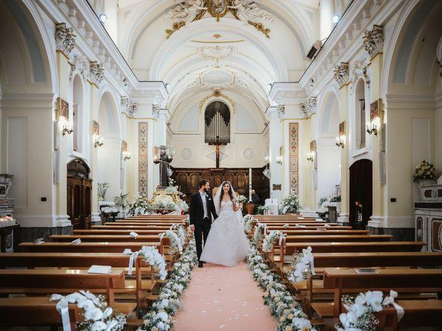 Il matrimonio di Stefano e Mariantonia a Castellammare di Stabia, Napoli 61