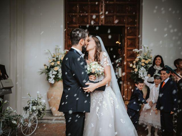 Il matrimonio di Stefano e Mariantonia a Castellammare di Stabia, Napoli 62