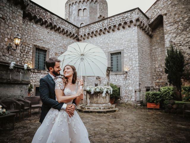 Il matrimonio di Stefano e Mariantonia a Castellammare di Stabia, Napoli 65