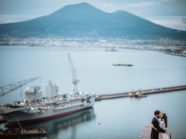 Il matrimonio di Stefano e Mariantonia a Castellammare di Stabia, Napoli 73
