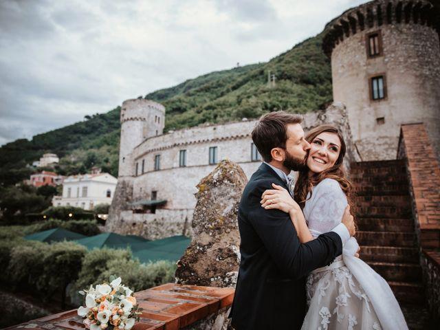 Il matrimonio di Stefano e Mariantonia a Castellammare di Stabia, Napoli 74