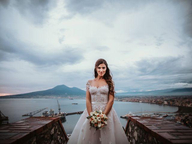 Il matrimonio di Stefano e Mariantonia a Castellammare di Stabia, Napoli 76