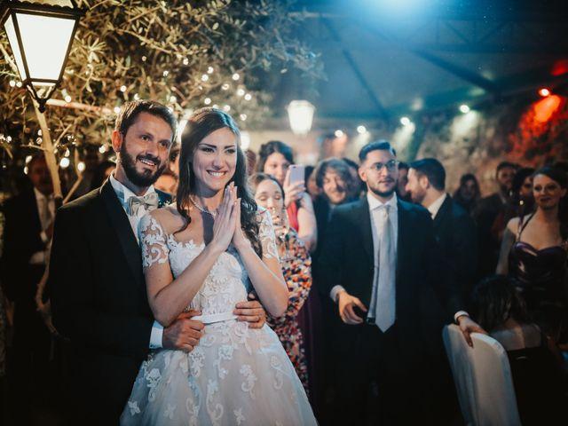 Il matrimonio di Stefano e Mariantonia a Castellammare di Stabia, Napoli 86
