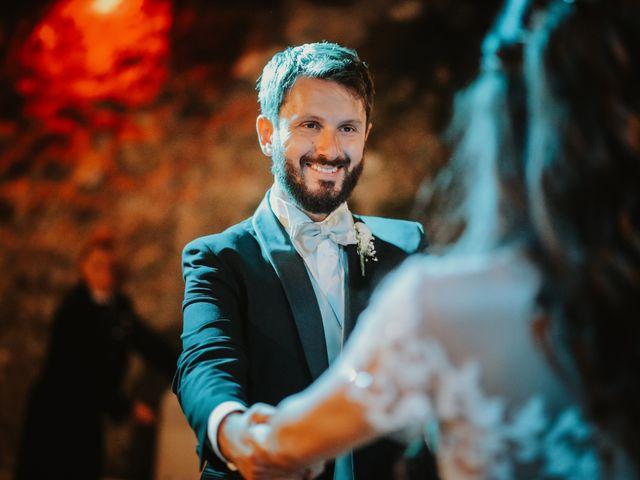 Il matrimonio di Stefano e Mariantonia a Castellammare di Stabia, Napoli 93