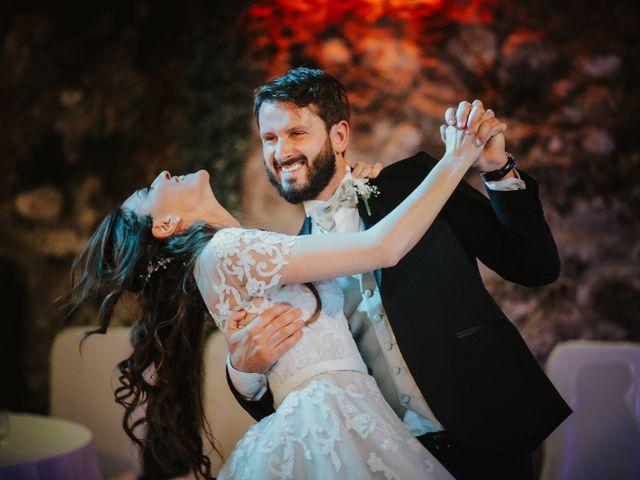 Il matrimonio di Stefano e Mariantonia a Castellammare di Stabia, Napoli 94