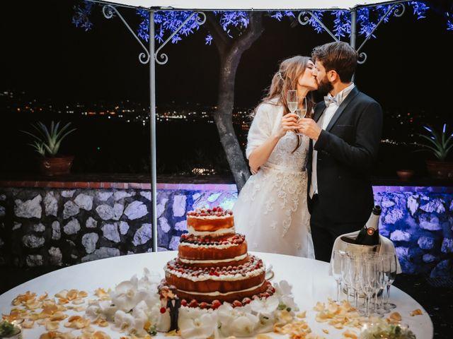 Il matrimonio di Stefano e Mariantonia a Castellammare di Stabia, Napoli 109