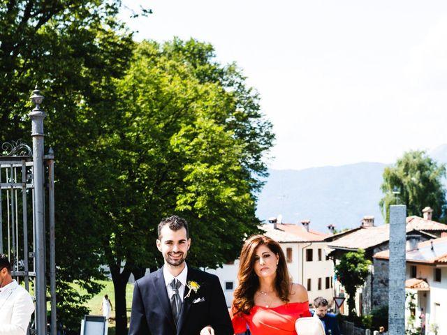 Il matrimonio di Daniel e Marianna a Buja, Udine 132