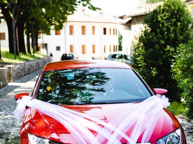 Il matrimonio di Daniel e Marianna a Buja, Udine 137