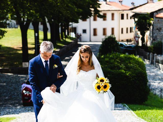 Il matrimonio di Daniel e Marianna a Buja, Udine 145