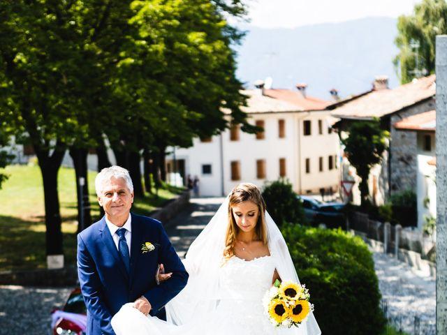 Il matrimonio di Daniel e Marianna a Buja, Udine 147