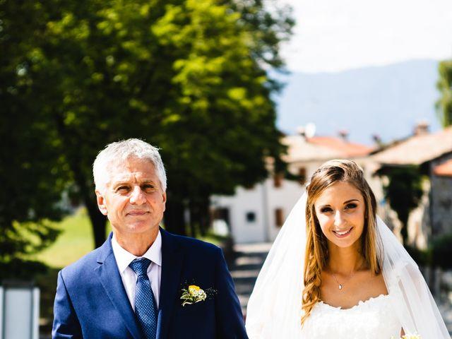 Il matrimonio di Daniel e Marianna a Buja, Udine 148