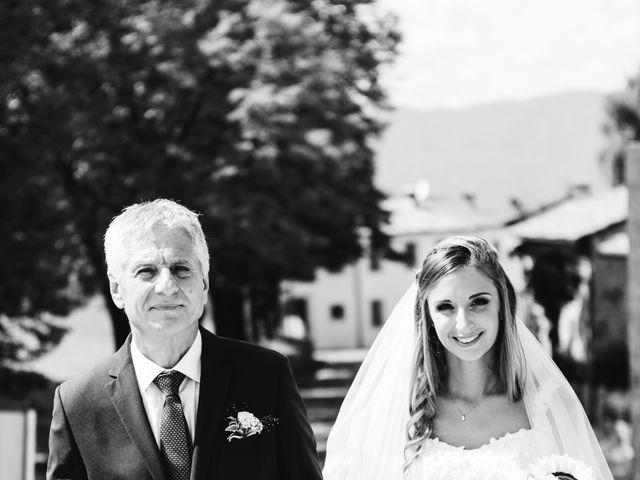 Il matrimonio di Daniel e Marianna a Buja, Udine 149