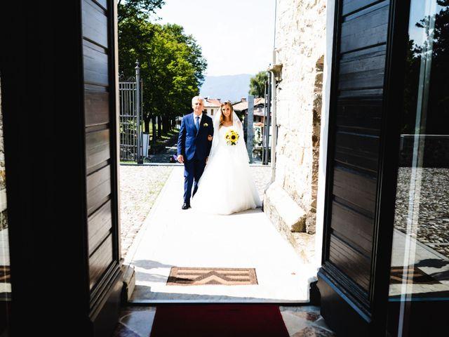 Il matrimonio di Daniel e Marianna a Buja, Udine 151