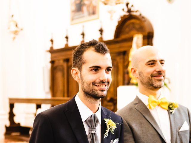 Il matrimonio di Daniel e Marianna a Buja, Udine 153